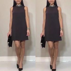 Ann Taylor dress size 2P gray very Elegant dress